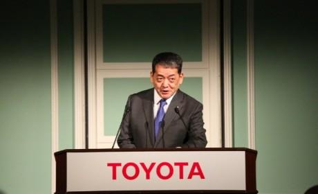 我们与丰田副社长聊了聊汽车电动化和未来出行