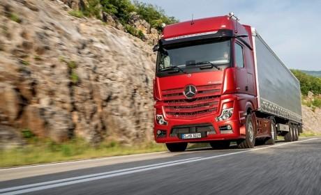 外资卡车巨头大举入华 商用车市场将迎巨变?