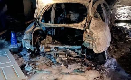 上海一Model 3起火爆炸 特斯拉:地面先动的手