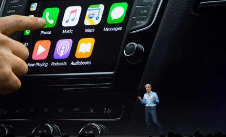 苹果CarPlay获80%新车支持 这才是苹果造车背后的底气