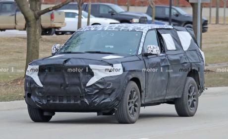 Jeep大切诺基将推三排座车型,更偏重城市定位