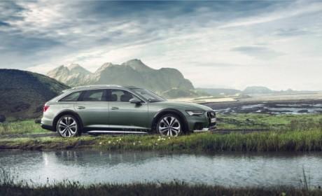 全新奥迪A6 allroad探索家、全新奥迪A6 Avant先锋派国内正式上市