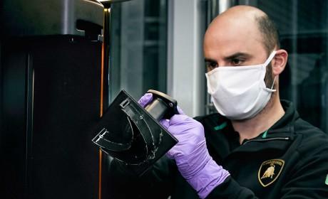 兰博基尼生产手术口罩和医用面部防护罩