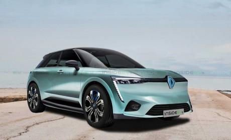 雷诺将在2021年推全新纯电跨界车,续航至少600公里