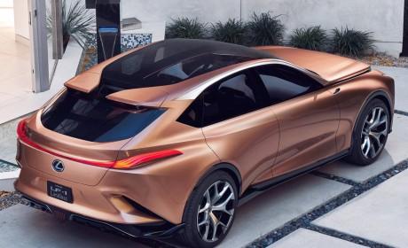雷克萨斯LQ将成为雷克萨斯SUV新旗舰,但要等到2022年以后