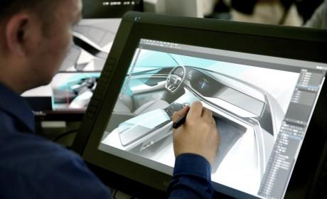 """揭秘天际汽车造型设计中心 数字化时代造型开发更""""智慧"""""""