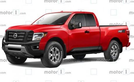 依然坚守V6/百公里油耗8.1L/18.6万起售 2021款日产Frontier皮卡会引入国内么?