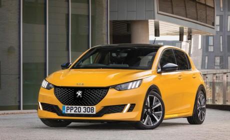 下一代标致308将推性能车型对抗高尔夫R 2022年将亮相