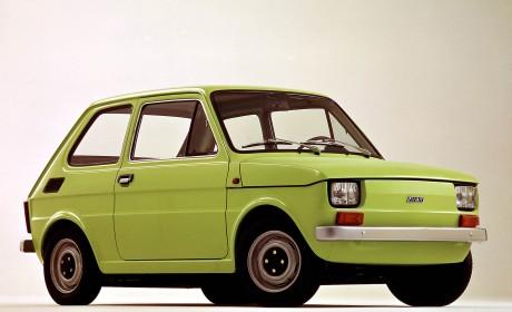 菲亚特将复兴126!它将成为全新的纯电动车