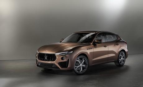 玛莎拉蒂Levante及总裁推杰尼亚限量版车型 售价120.58万-159.58万元