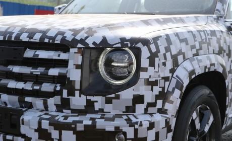 哈弗全新SUV路试谍照曝光 或独立于H&F系