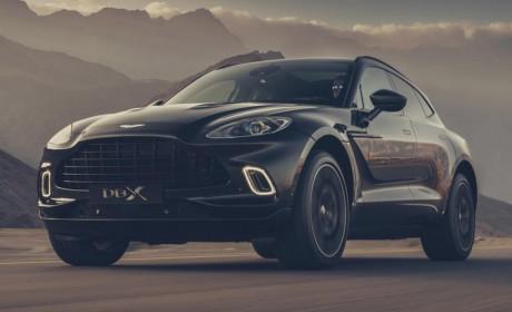 订单太猛烈 阿斯顿·马丁首款SUV车型DBX将推出7座版和轿跑版