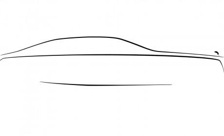 线条流畅/或搭载V12发动机 全新劳斯莱斯古斯特设计图曝光