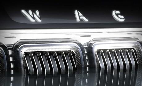 美式大汉玩起艺术化 2022款Jeep Grand Wagoneer将在9月3日首发亮相