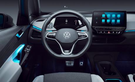 大众汽车选用Cerence为全新纯电动车ID.3提供语音技术支持