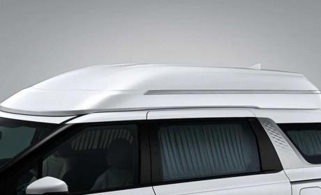 起亚嘉华Hi Limousine发布 MPV高端化又有新代表作