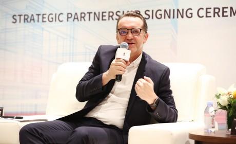 施戈迈:华晨雷诺金杯不仅要成为中国领先品牌 还要走向世界