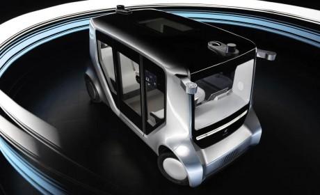 hachi auto 2重磅升级 定位社区L4级自动驾驶无人车