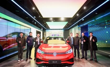 上汽大众开拓新零售业态 首家数字化城市展厅ID. Store X杭州开业