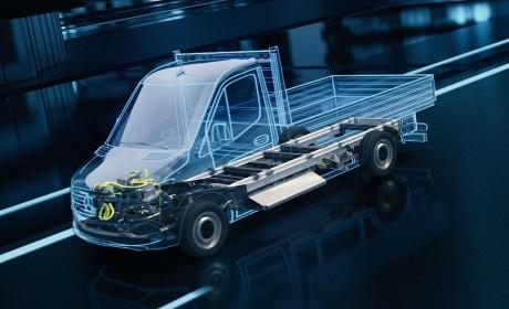 新一代梅赛德斯·奔驰电动平台发布 让eSprinter有了多样性