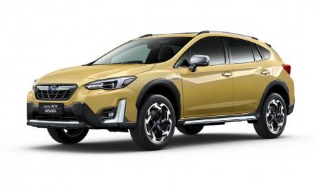 斯巴鲁新款XV上市 售价19.18万-23.38万元