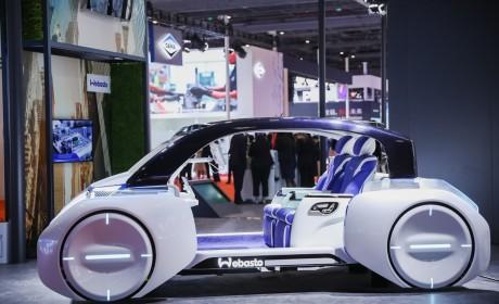 2021上海车展:伟巴斯特展示未来出行创新解决方案
