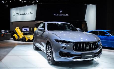 2021上海车展:玛莎拉蒂首款混动SUV新Levante 锋芒版全球首秀