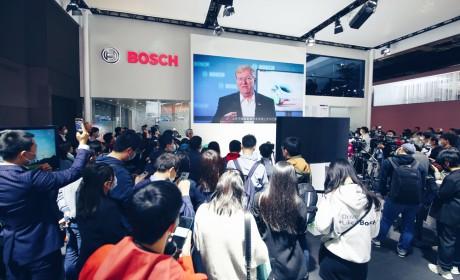 2021上海车展:博世凭借技术创新抓住智能汽车发展机遇 服务市场