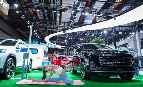 2021上海车展:奇瑞捷途打造智能健康生态体系