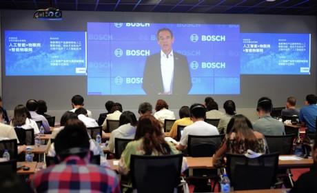 逆势增长 博世中国2020年在华销售额创下历史新高