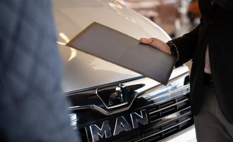 曼恩携手索诺汽车研究应用于电动商用车的太阳能技术