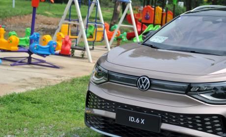 让家庭尽享欢笑 凭什么ID.6 X是最值得买的七座电动SUV?