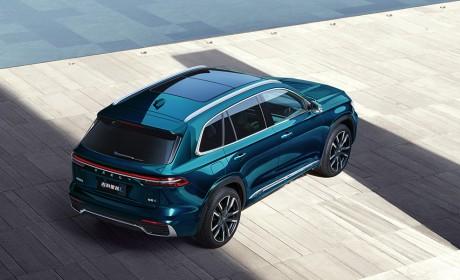 吉利全新SUV星越L上市 售价13.72万-18.52万元