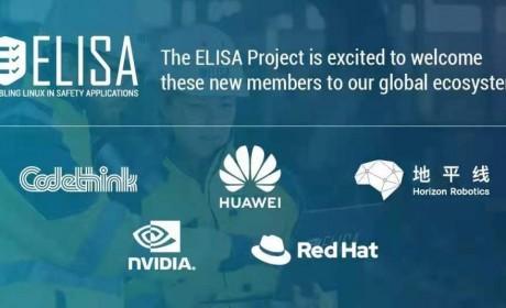 地平线加入国际开源社区ELISA与seL4 或将于开源方面展开大动作