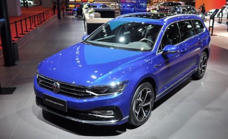 大众进口汽车新蔚揽旅行轿车上市 售价26.48万-33.88万元