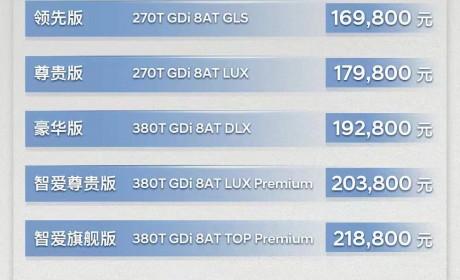 北京现代首款MPV库斯途正式上市 售价16.98万-21.88万元